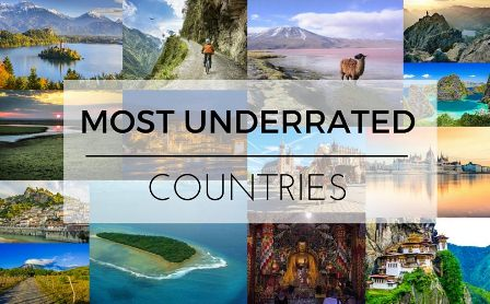 Most Underrated Countries You Need To Visit Right Away